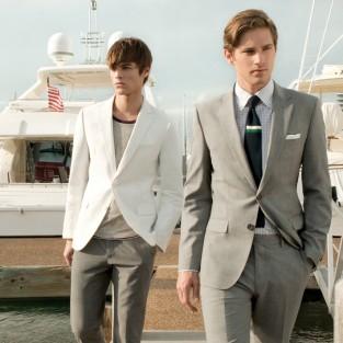 Tạo phong cách đàn ông lịch lãm cho mùa hè