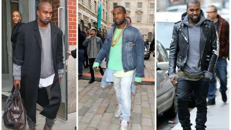 7 phong cách thời trang streetstyle nổi bật của Kanye West