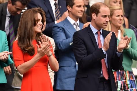 Hoàng tử William và công nương Kate Middleton