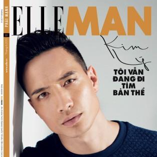 ELLE Man tháng 6 /2015 – Sống sao giữa thời đại số?