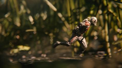 một cảnh trong phim ant-man