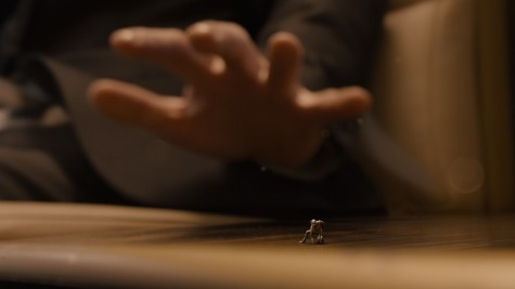 Hiệu ứng thu nhỏ Người Kiến là điểm cộng ấn tượng của bộ phim Ant-Man