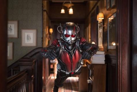 """Siêu năng lực thật sự của siêu anh hùng Người Kiến là """"ăn trộm""""."""
