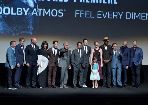 Hình ảnh ra mắt đoàn phim Ant-Man