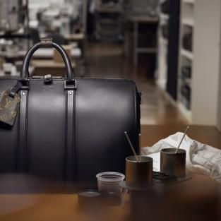 Louis Vuitton giới thiệu dòng sản phẩm Ombré