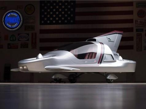 $71,000 cho một chiếc xe bay?