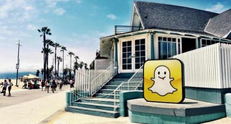 Văn phòng của Snapchat, nơi làm việc của Evan Spiegel