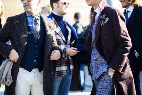 10 kiểu áo khoác mùa Đông dành cho phái mạnh