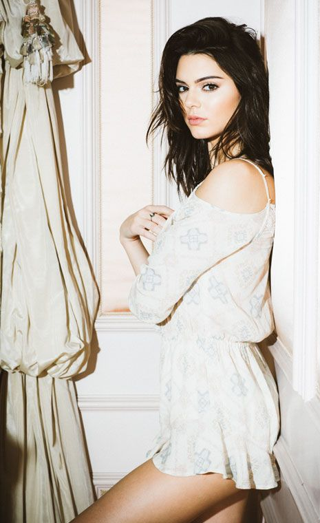 Ẩn số hẹn hò của em gái Kim Kardashian - Kendall Jenner
