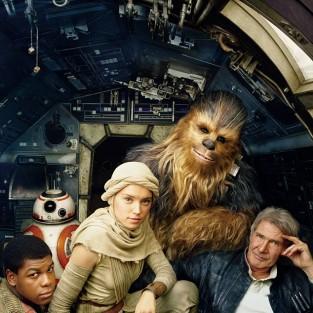 Star Wars 7 : Diện Mạo Mới, Cuộc Chiến Mới.