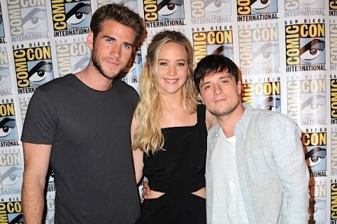 """""""The Hunger Games: Mockingjay Part 2"""" Panel"""