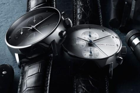 các thương hiệu đồng hồ nổi tiếng Georg Jensen