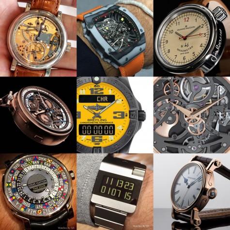 đồng hồ nam cao cấp Tài khoản Instagram @watchesbysjx