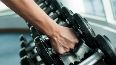 tập gym hiệu quả không gây ồn