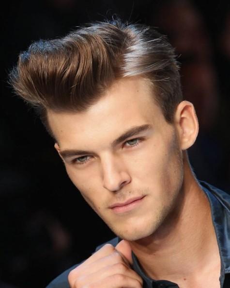 Kiểu tóc undercut trên sàn diễn thời trang