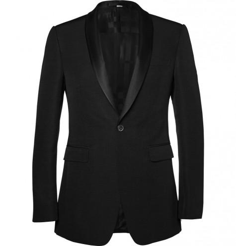 cach phoi do nam Tuxedo jacket_BurberryLondon