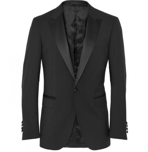 cach phoi do nam Tuxedo jacket_Lanvin