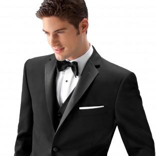 Cách phối đồ nam theo phong cách black tie