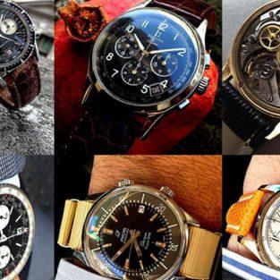 10 tài khoản Instagram nổi tiếng về đồng hồ