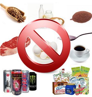 Những loại thực phẩm cần tránh xa trong quá trình giải độc cơ thể