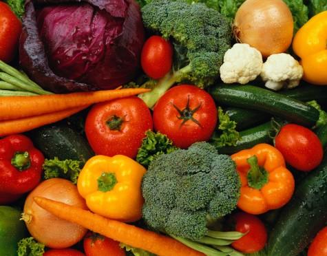 Bạn nên chọn nhiều món salad có nhiều rau xanh cho những ngày detox