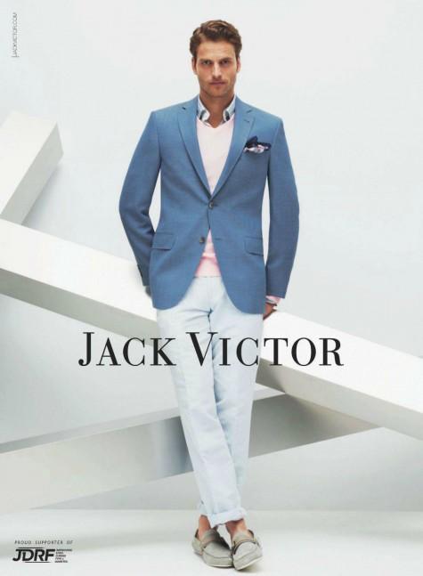 Thương hiệu đồ vest nam Jack Victor