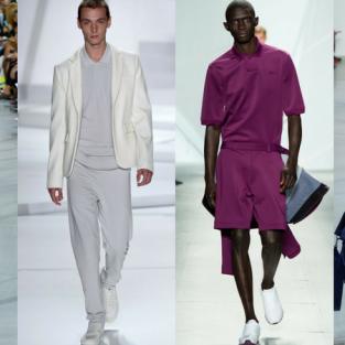 5 cách phối đồ nam cá tính với áo thun polo