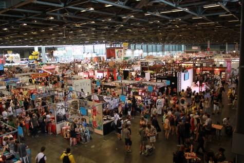 le hoi truyen tranh Japan Expo