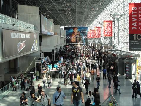 le hoi truyen tranh New York Comic Con