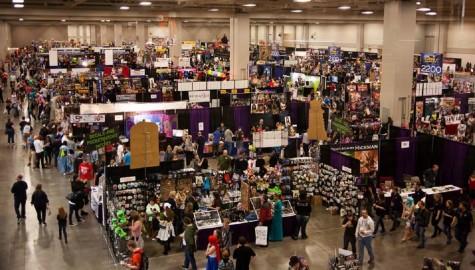 le hoi truyen tranh Salt Lake Comic Con