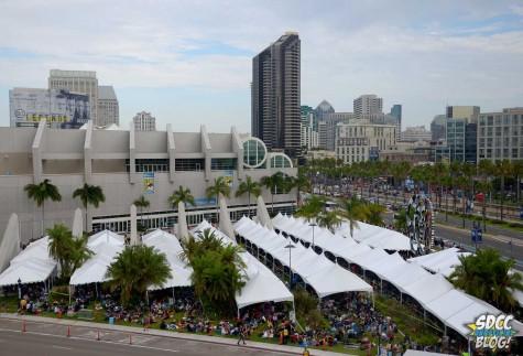 le hoi truyen tranh  San Diego Comic-Con