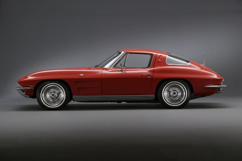 xe hoi co Chevrolet Corvette Stingray 1963