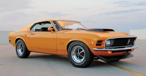 xe hoi co Ford Mustang Boss 429