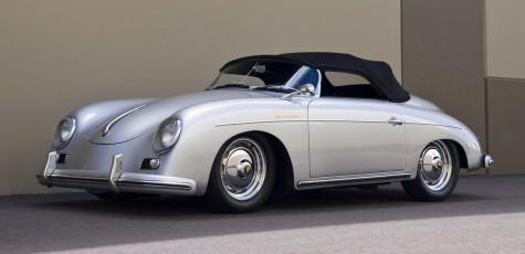 xe hoi co Porsche 356 A Speedster