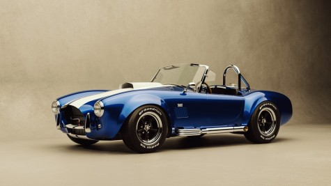 xe hoi co  Shelby Cobra 427 Super Snake