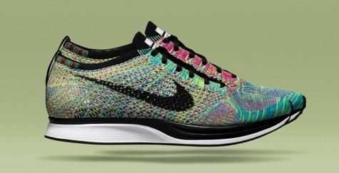 Giày thể thao nam đẹp Nike Flyknit Racer 'Oreo' 2.0