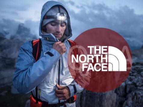 các hãng thời trang nổi tiếng The North Face