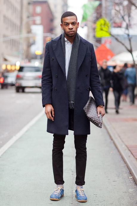thời trang nam giới giày thể thao
