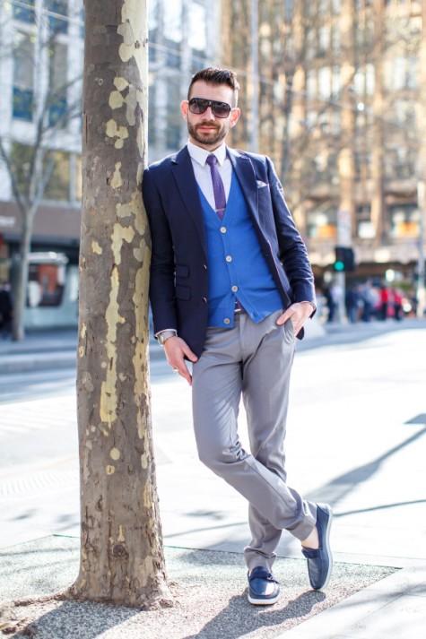 thời trang nam giới cần đầu tư quần kaki