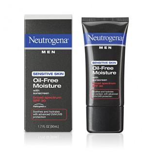 Bộ sản phẩm dành cho da dầu của Neutrogena Men