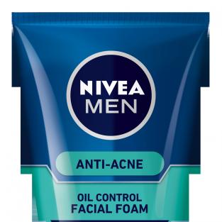 Sữa rửa mặt dành cho da dầu của Nivea Men
