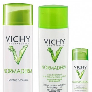 Bộ sản phẩm trị mụn Normaderm của Vichy