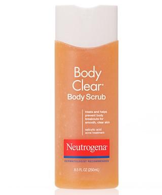 Chăm sóc cơ thể cho nam: Sữa tắm Neutrogena từ Body Clear