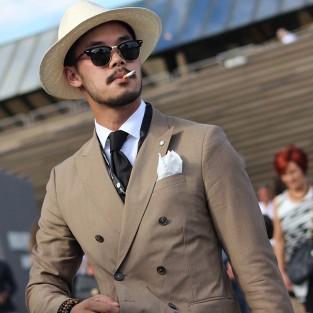 8 kính thời trang nam cổ điển và dễ đeo nhất