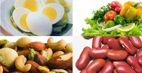 Các loại thực phẩm cần có trong chế độ ăn cho người gầy