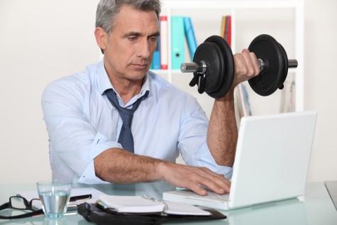 Cách tập thể hình hiệu quả cho người bận rộn