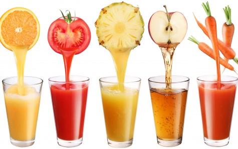 chế độ ăn kiêng giảm cân Nước ép nguyên chất từ trái cây
