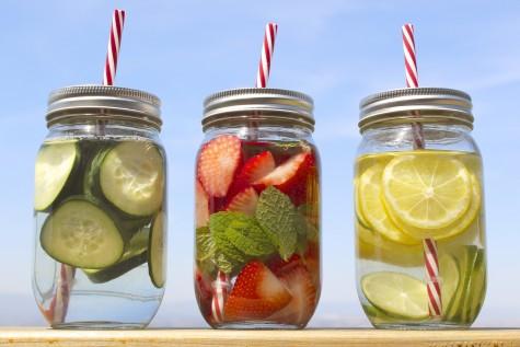 chế độ ăn kiêng giảm cân nước detox