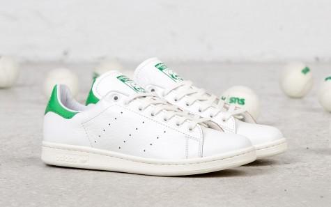 Adidas Stan Smith màu trắng tinh khôi