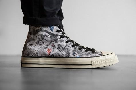 Thiết kế làm nên thương hiệu cho Converse